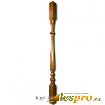 Балясина Грибок №11 50х50х900 Дуб