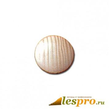 Заглушка деревянная Ø-35/30 сосна