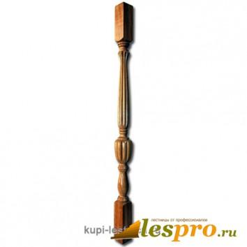 Балясина Ампил стык №2 50х50х900 Дуб