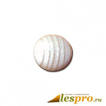 Заглушка деревянная Ø-35/30 Ясень