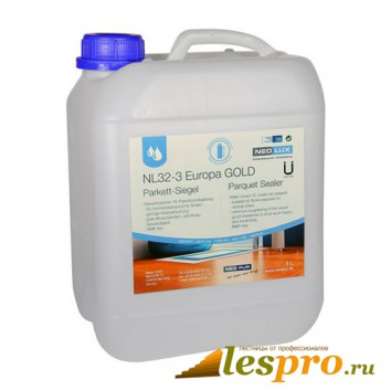 Лак водный NEOLUX EUROPA/glanz 5 л