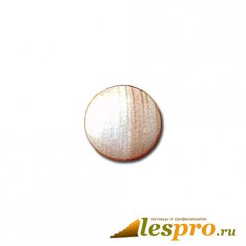 Заглушка деревянная Ø-30/20 сосна