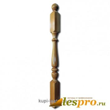 Столб декоративный Грибок №11 80х80 Бук