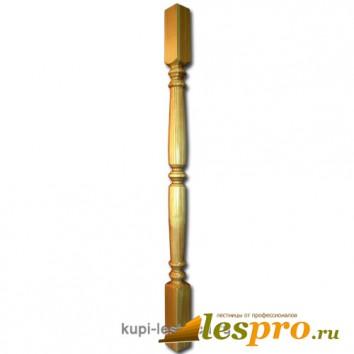 Балясина Симметрия №2 50х50х900 Сосна