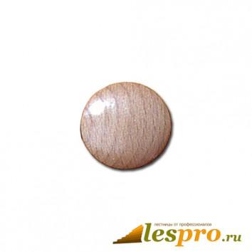 Заглушка деревянная Ø-35/30 бук