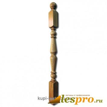 Столб декоративный Симметрия №22 80х80 Дуб