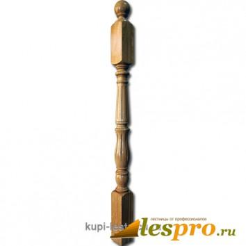 Столб декоративный Кубок №15 80х80 Дуб