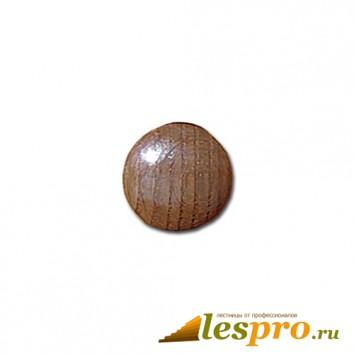 Заглушка деревянная Ø-30/20 дуб