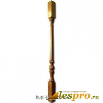 Балясина Амфора №3 50х50х900 Бук
