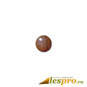 Заглушка деревянная Ø-12/20 дуб