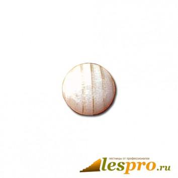 Заглушка деревянная Ø-25/16 сосна
