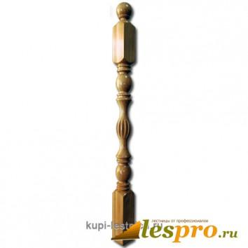 Столб декоративный Дианна №13 80х80 Дуб