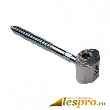 ЗИП болт мебельная стяжка шуруп прямая 13.600 (Zipbolt 13.600)