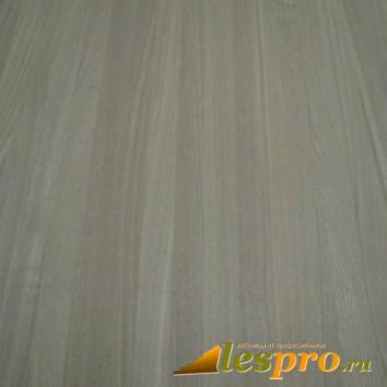 Щит мебельный сращенный 40*600*2400 мм, ясень