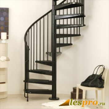 Винтовая лестница Civik (металл) d-120