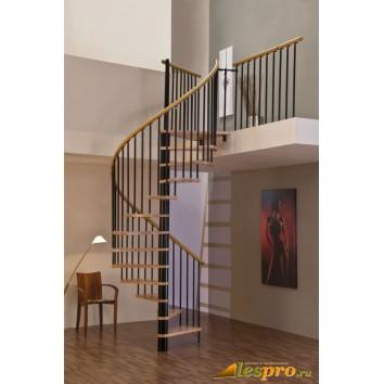 Винтовая лестница Spiral Decor d-160
