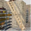 Лестница из бука - Jano