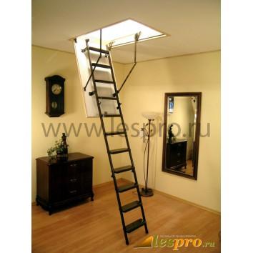 Складная чердачная лестница Metal