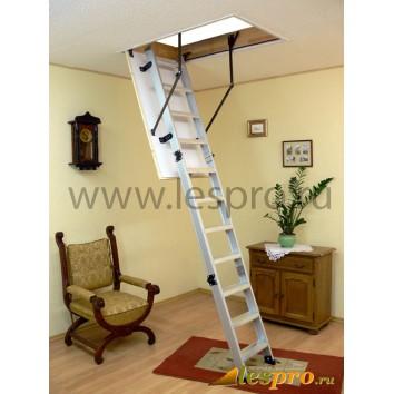 Складная чердачная лестница Alu-Profi