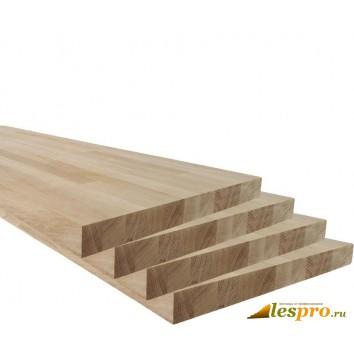 Щит мебельный сращенный 20*600*3000 мм, дуб