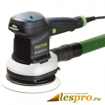 Эксцентриковая шлифовальная машинка ETS 150/3  EQ-Plus FESTOOL