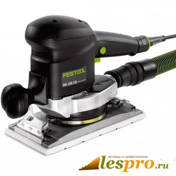 RUTSCHER RS 100 CQ FESTOOL