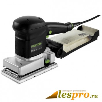 RUTSCHER RS 300 EQ-Set FESTOOL