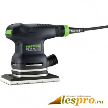 RUTSCHER RTS 400 Q-Plus FESTOOL