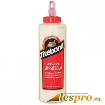 Titebond клей для дерева Original Wood Glue 473 мл.