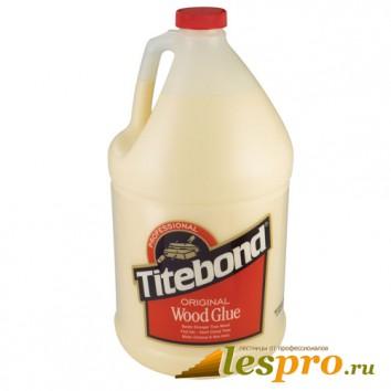 Titebond клей для дерева Original Wood Glue 3,785 л.