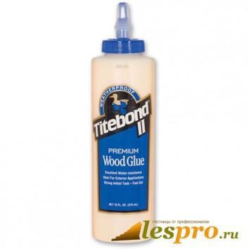 Клей для дерева влагостойкий Titebond II Premium Wood Glue 473 мл.