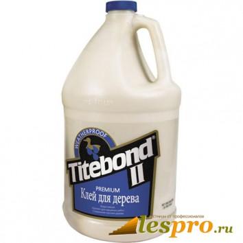 Клей для дерева влагостойкий Titebond II Premium Wood Glue 3,785 мл.