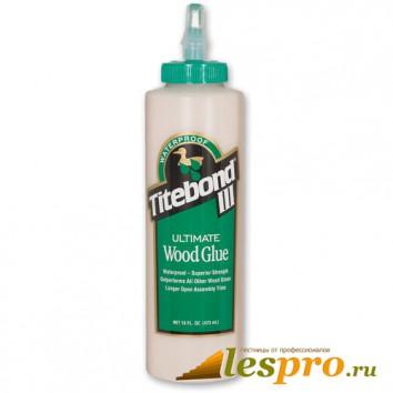 Клей для дерева влагостойкий Titebond Ultimate III Wood Glue-1