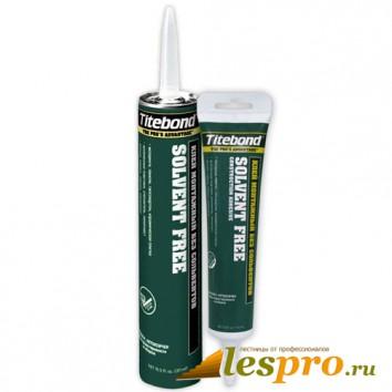 Клей Titebond Solvent Free - зеленая туба (без растворителей) 296 мл.