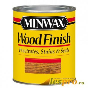 Морилка Minwax wood finish Ebony 2718