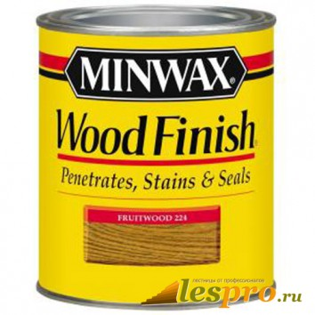 Морилка Minwax wood finish Special Walnut 224