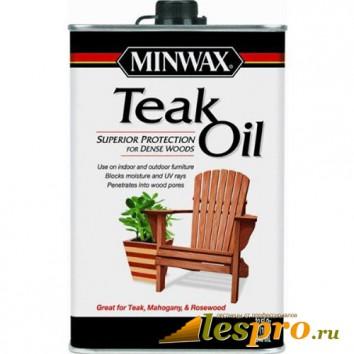 Масло Minwax (0.946л) тик