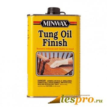 Масло Minwax (0.946л) тунг